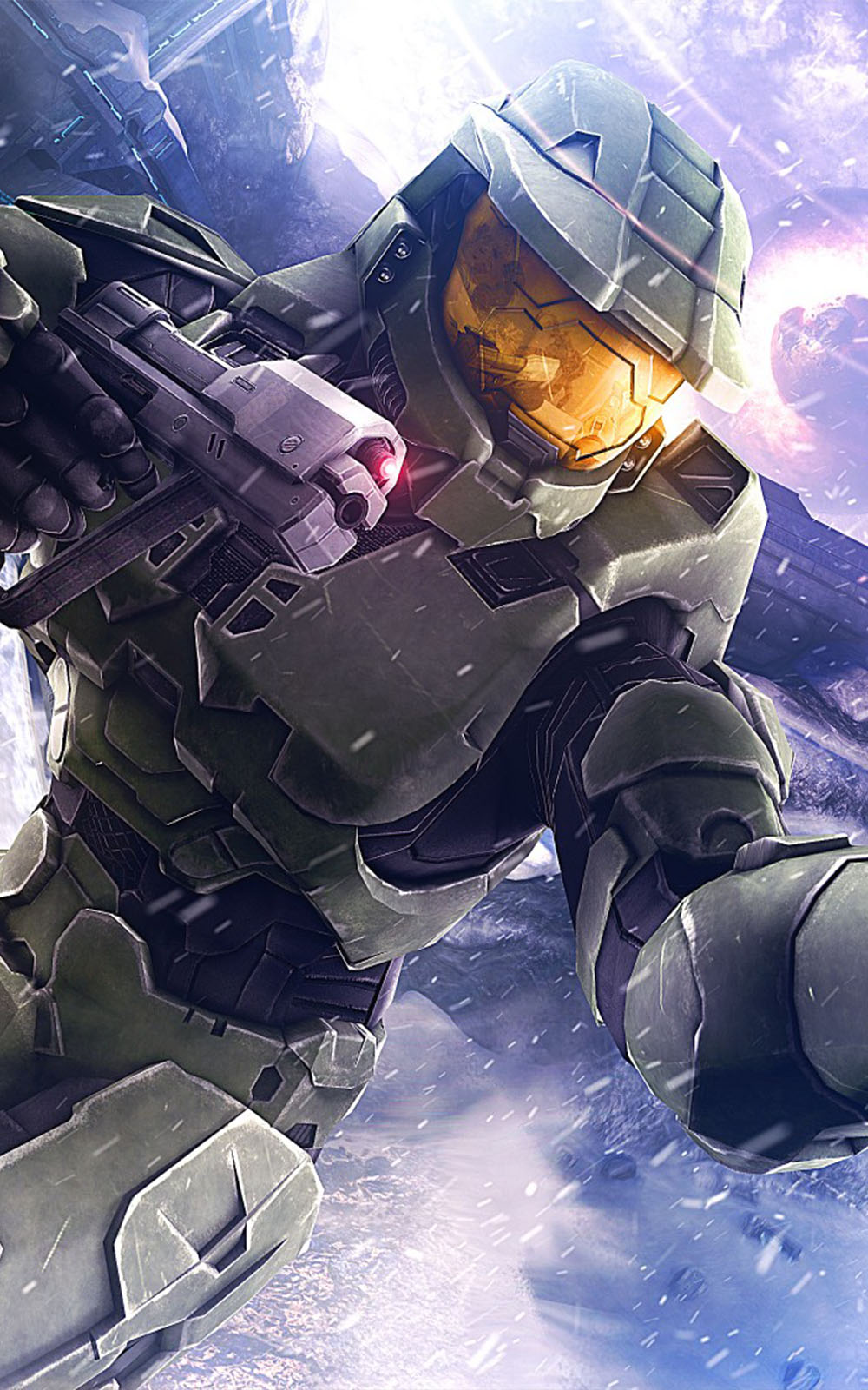 Download Master Chief Halo 3 Free Pure 4k Ultra Hd Mobile