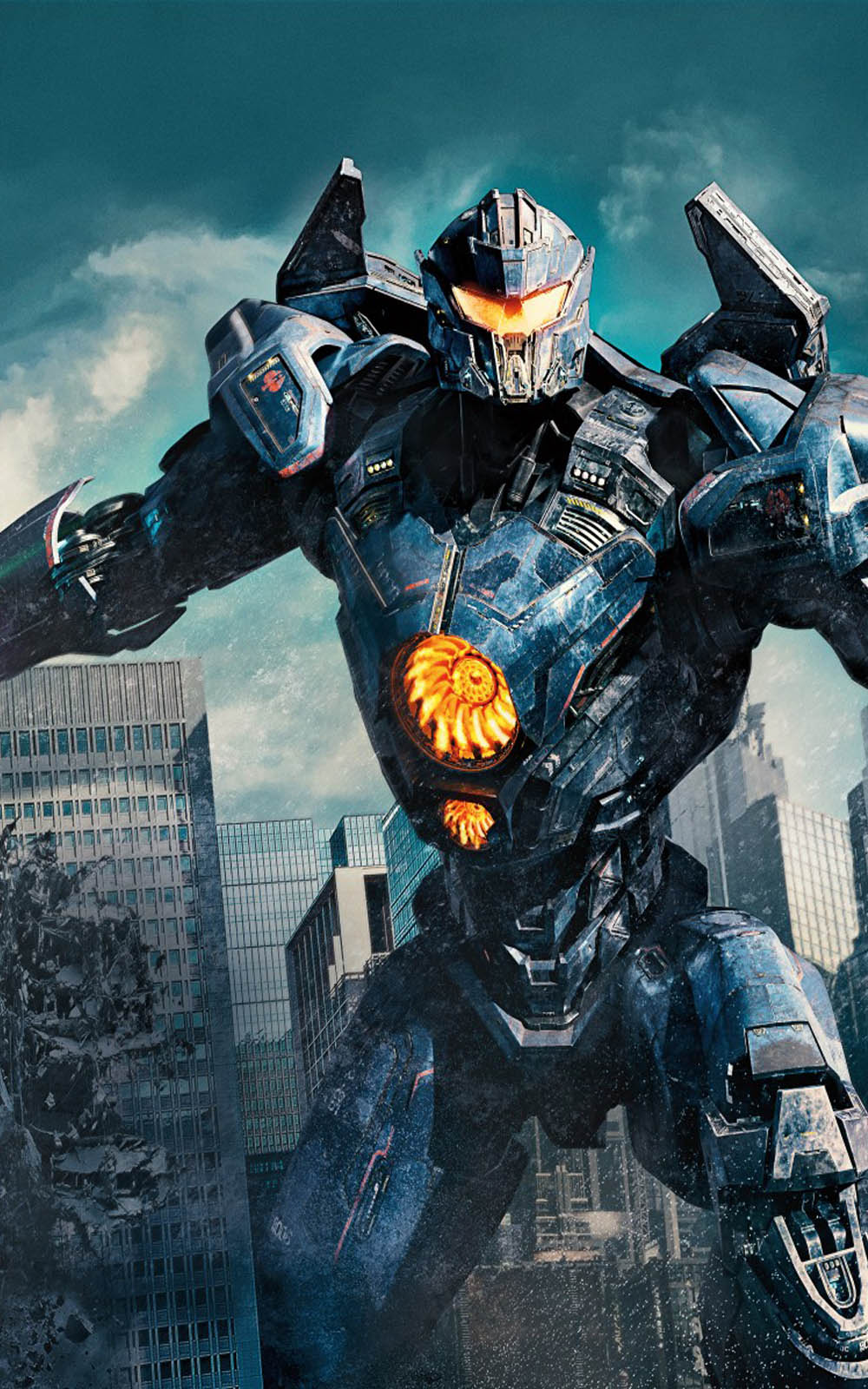 Download Gipsy Avenger Pacific Rim Uprising Free Pure 4K Ultra HD