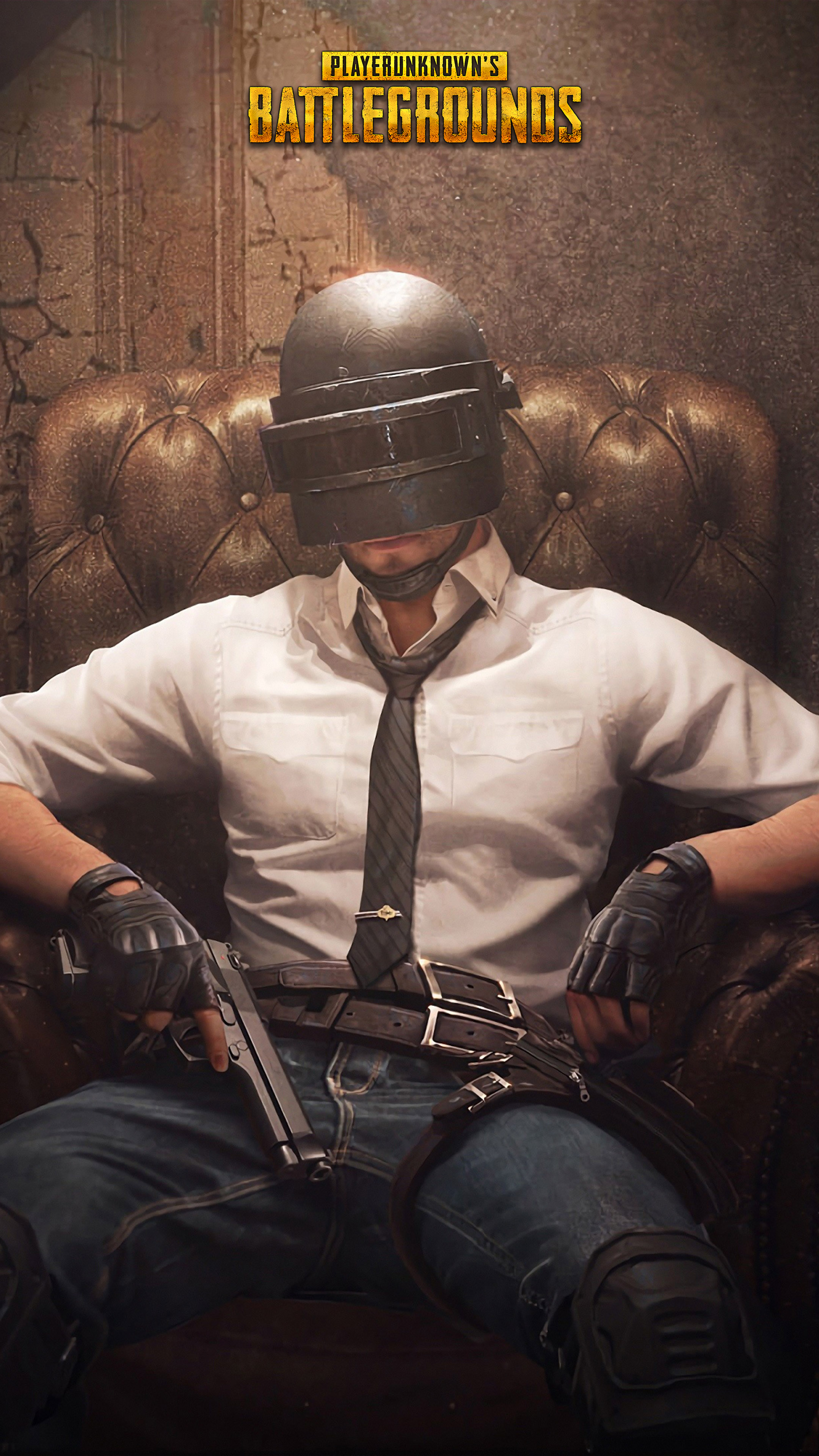Download Pubg Helmet Guy Playerunknown S Battlegrounds Free Pure 4k
