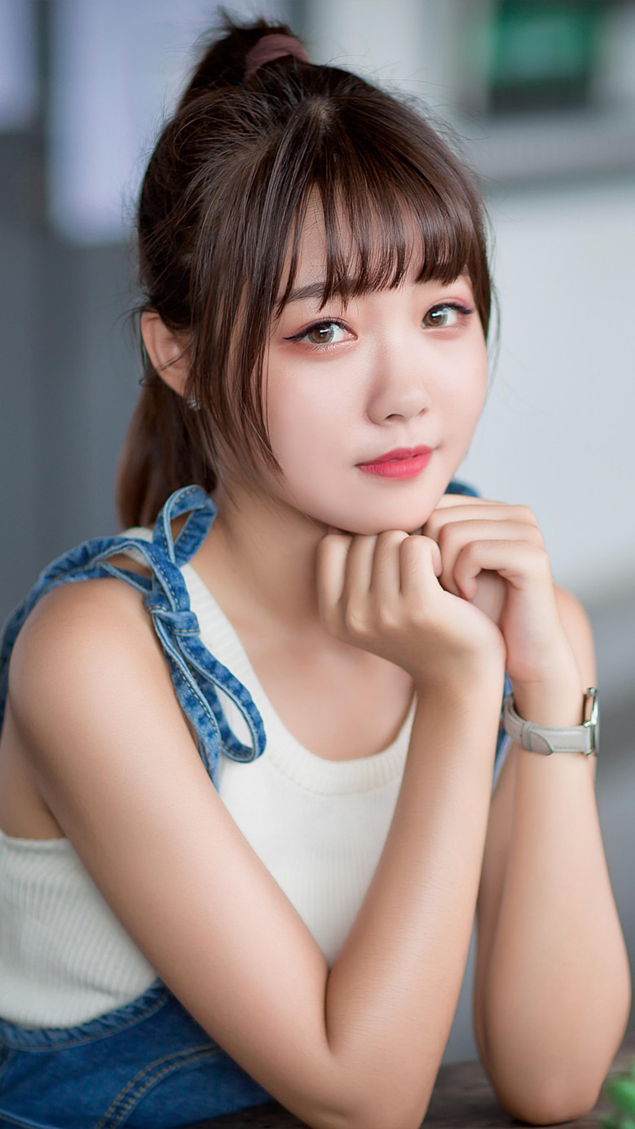 Cute Adorable Asian Girl Photography 4k Ultra Hd Mobile Wallpaper