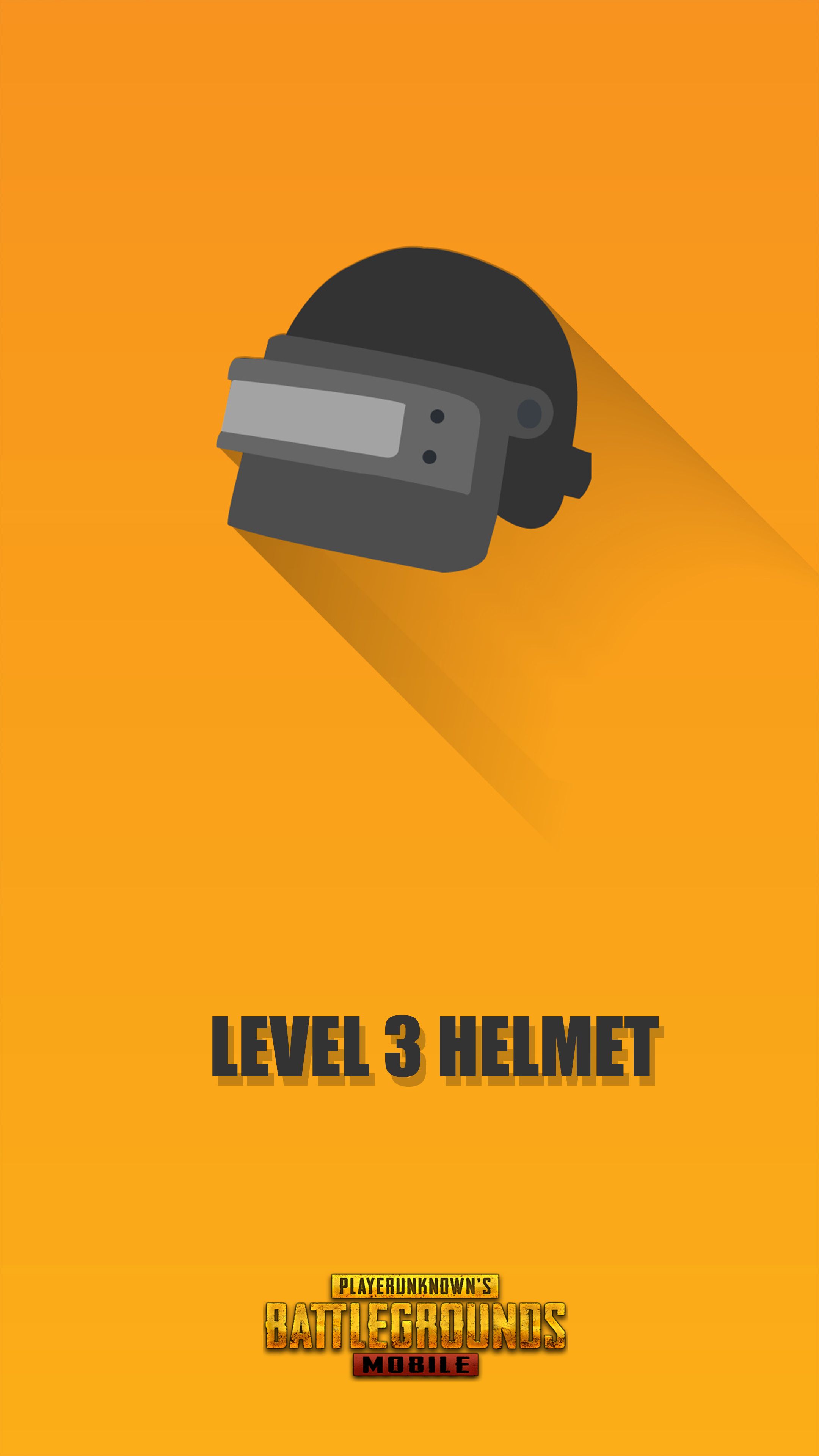Download Pubg Mobile Helmet Level 3 Minimal Free Pure 4k Ultra Hd