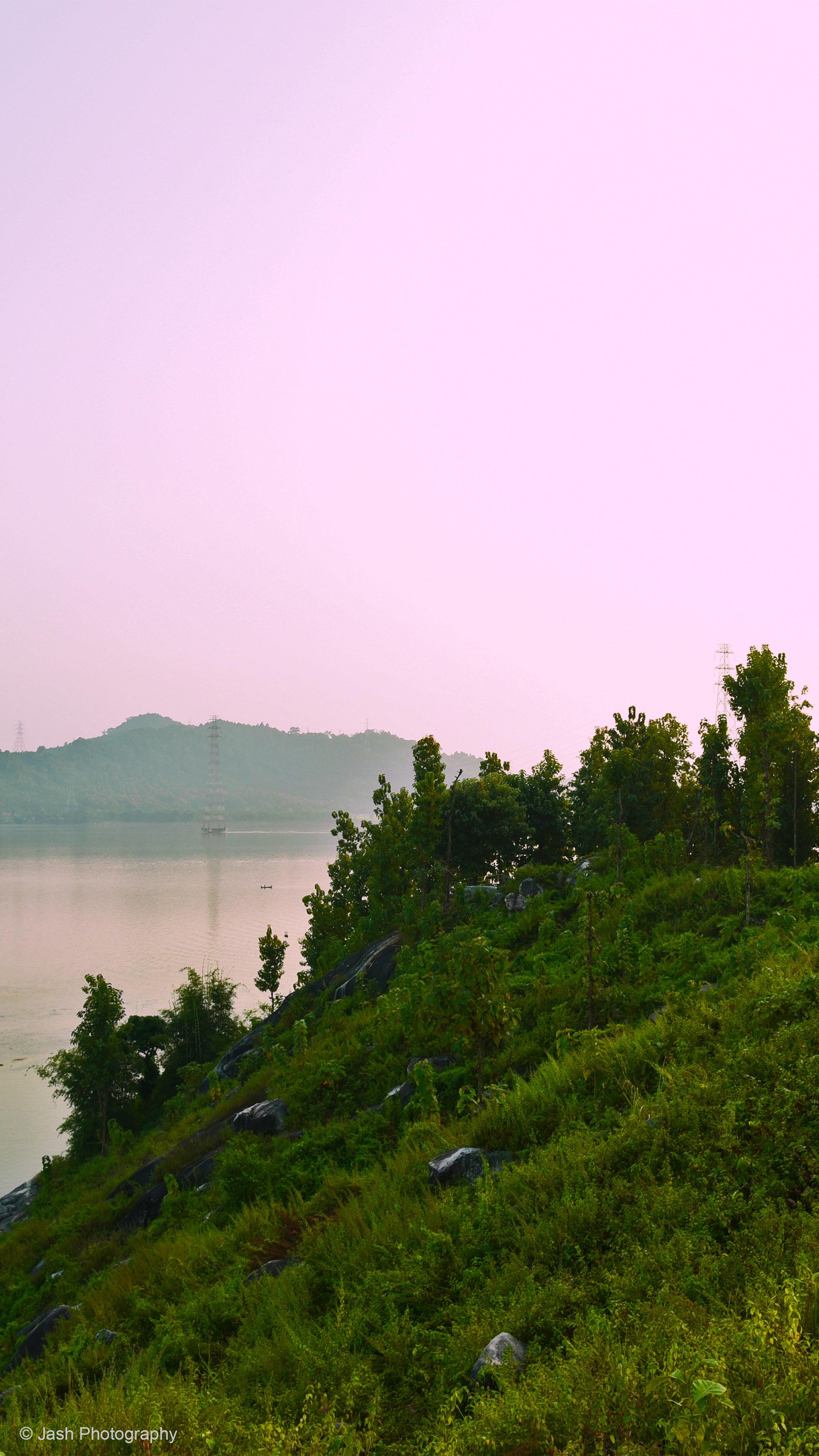 Jogigopha River Landscape Photography 4k Ultra Hd Mobile Wallpaper