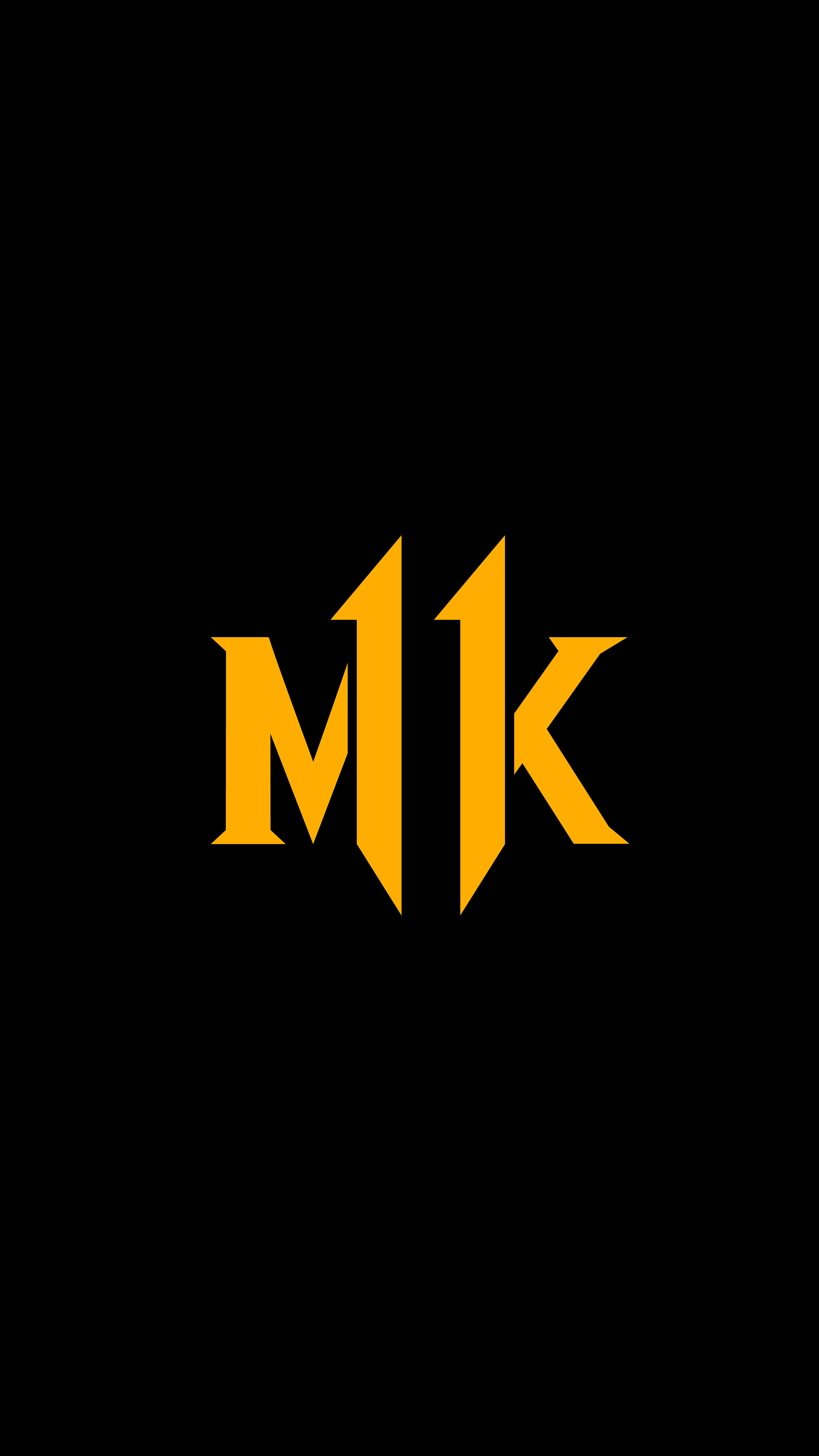 Mortal Kombat 11 Minimal 4k Ultra Hd Mobile Wallpaper