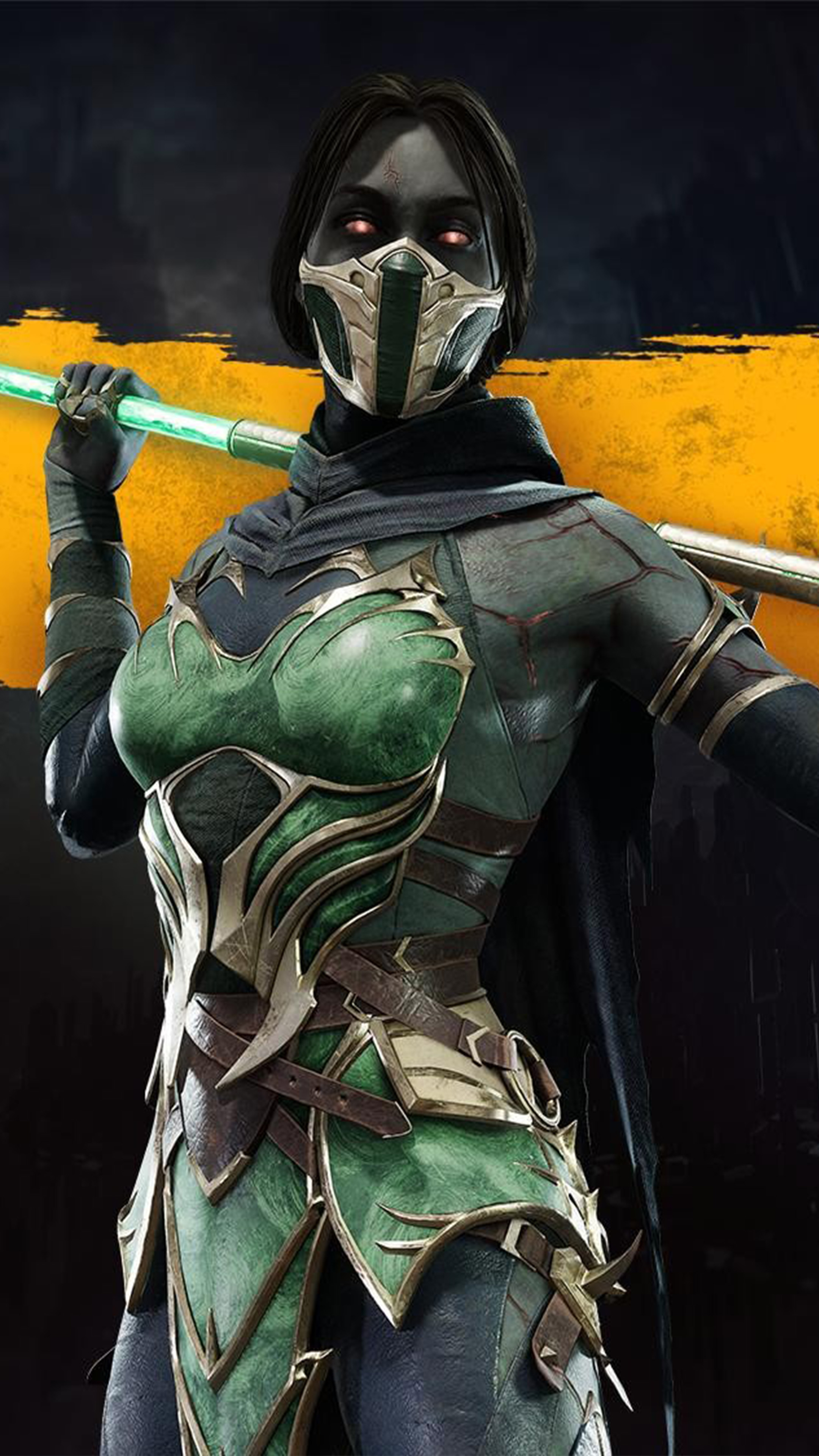 Jade Mortal Kombat 11 Free 4k Ultra Hd Mobile Wallpaper