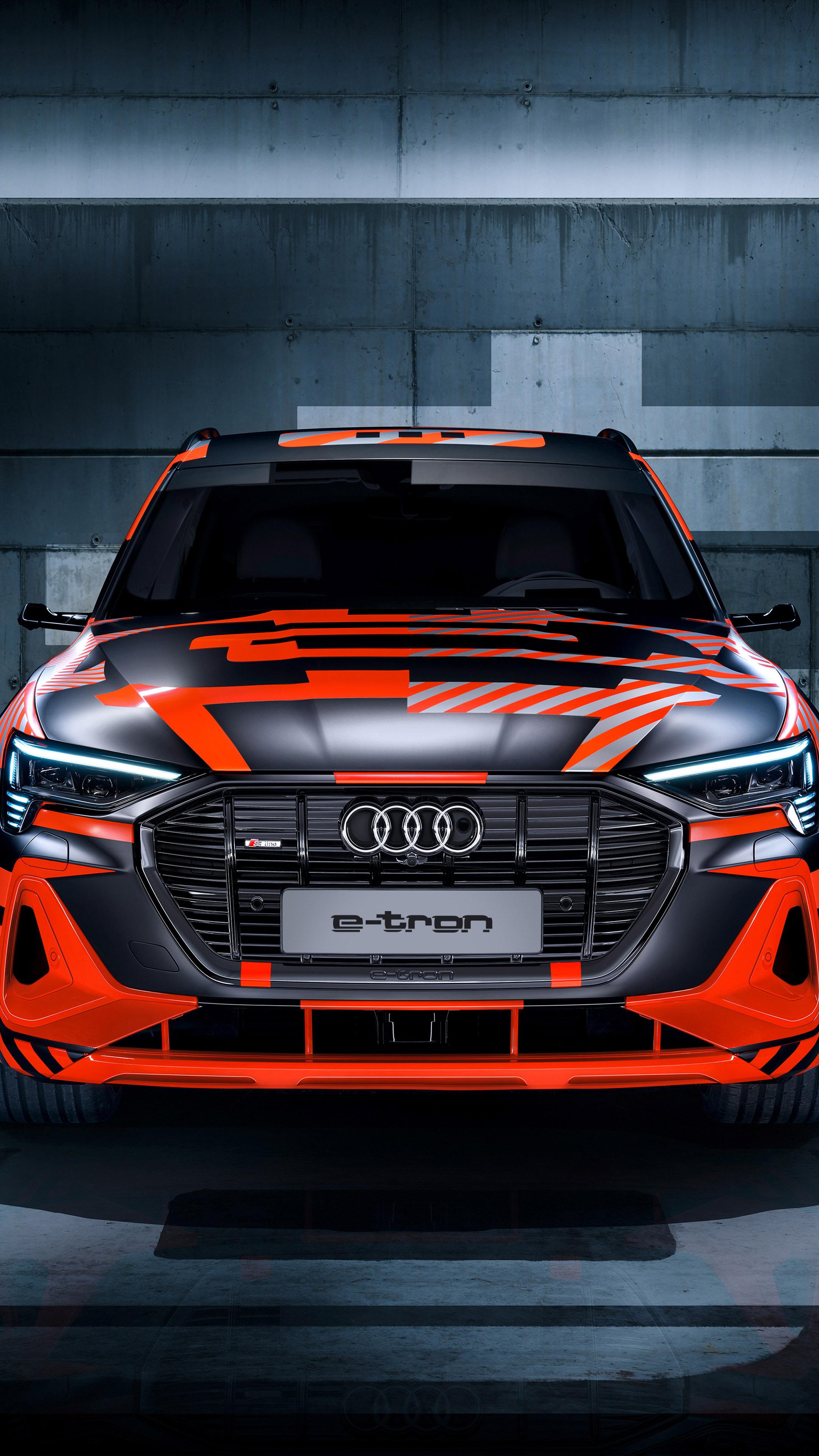 Audi E Tron Sportback Prototype Concept Cars Free 4k Ultra Hd