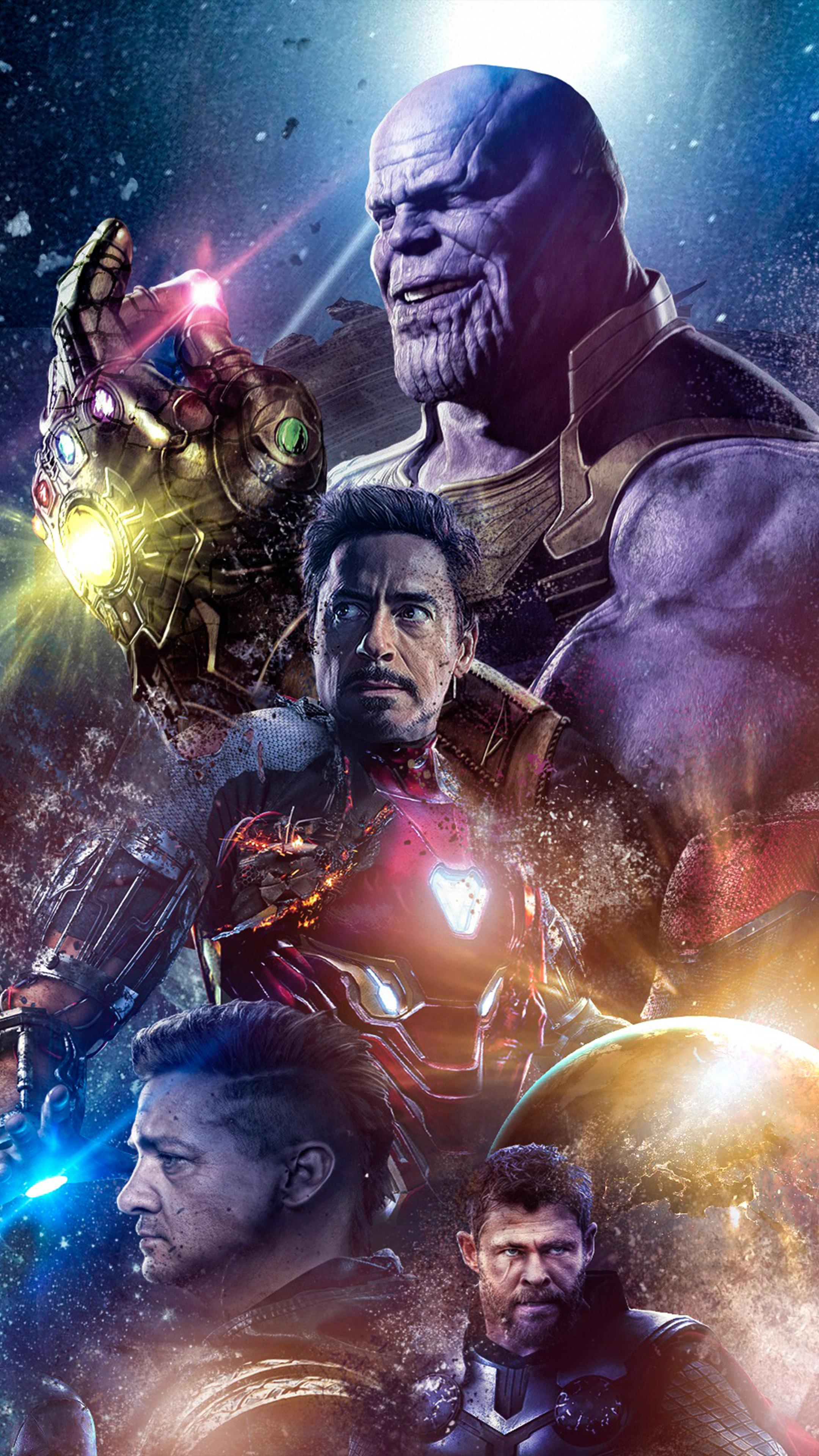 Avengers Endgame 2019 4k Ultra Hd Mobile Wallpaper
