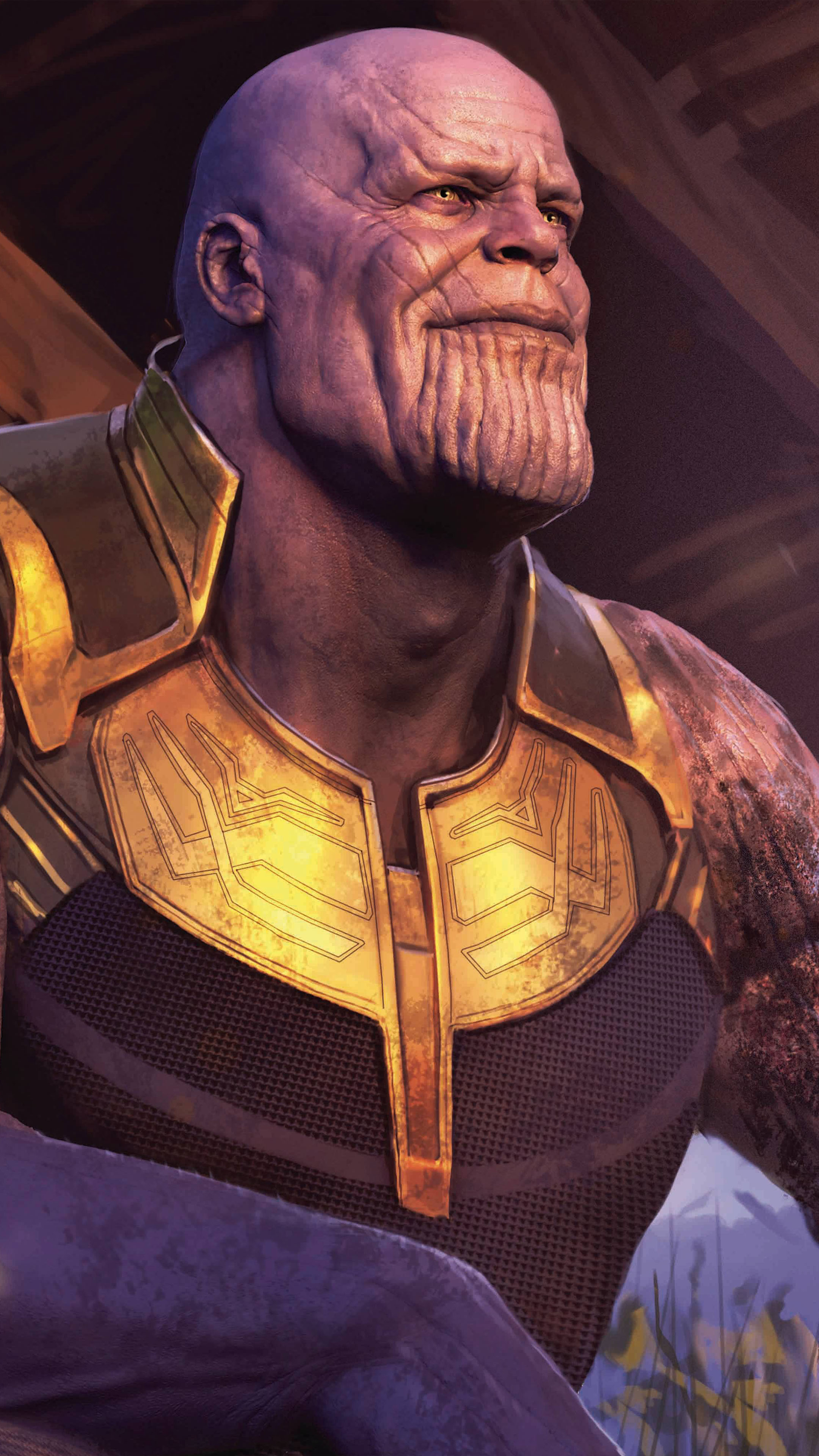 Download Thanos In Avengers Endgame Free Pure 4k Ultra Hd