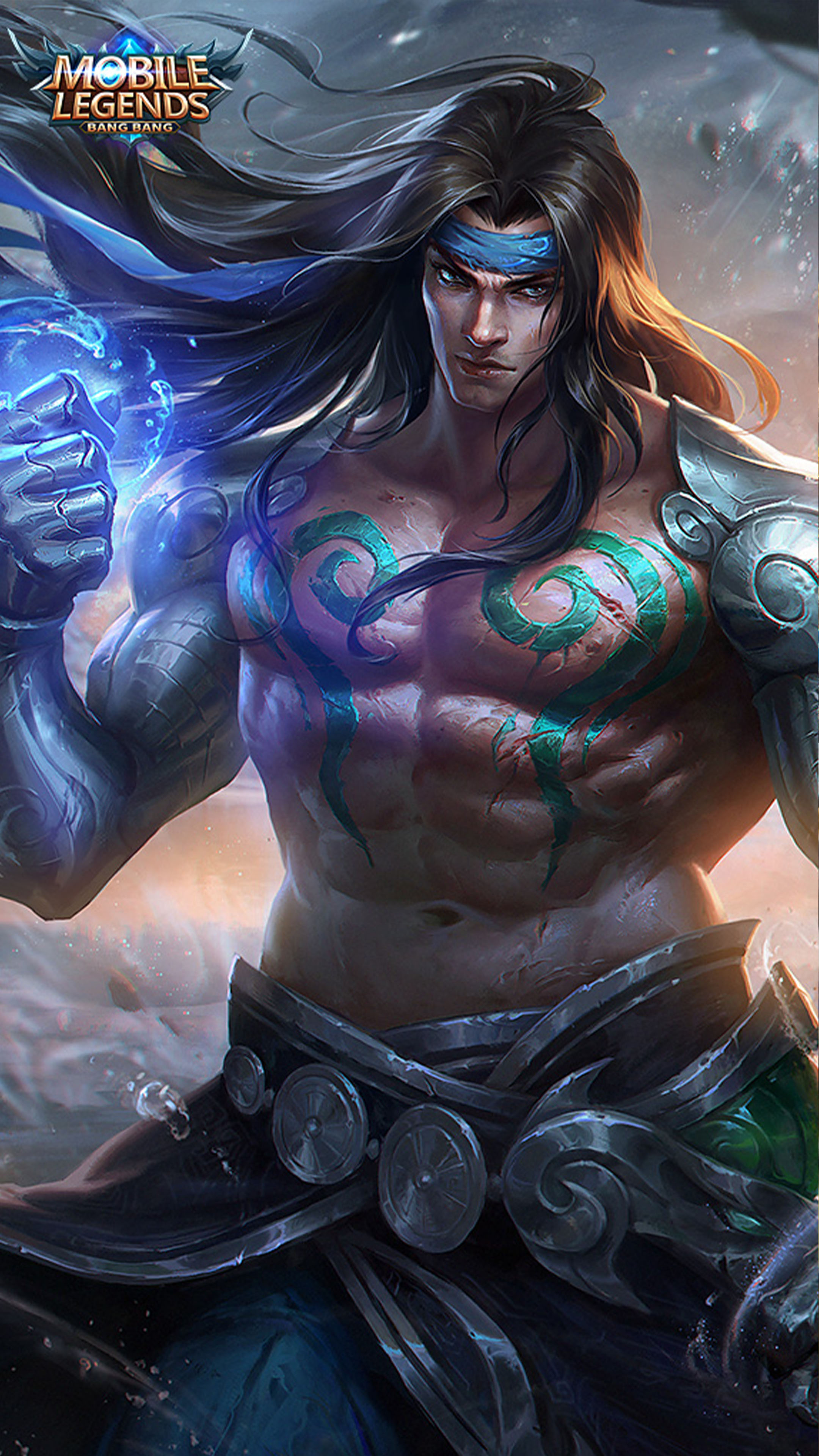 Badang Mobile Legends 4k Ultra Hd Mobile Wallpaper