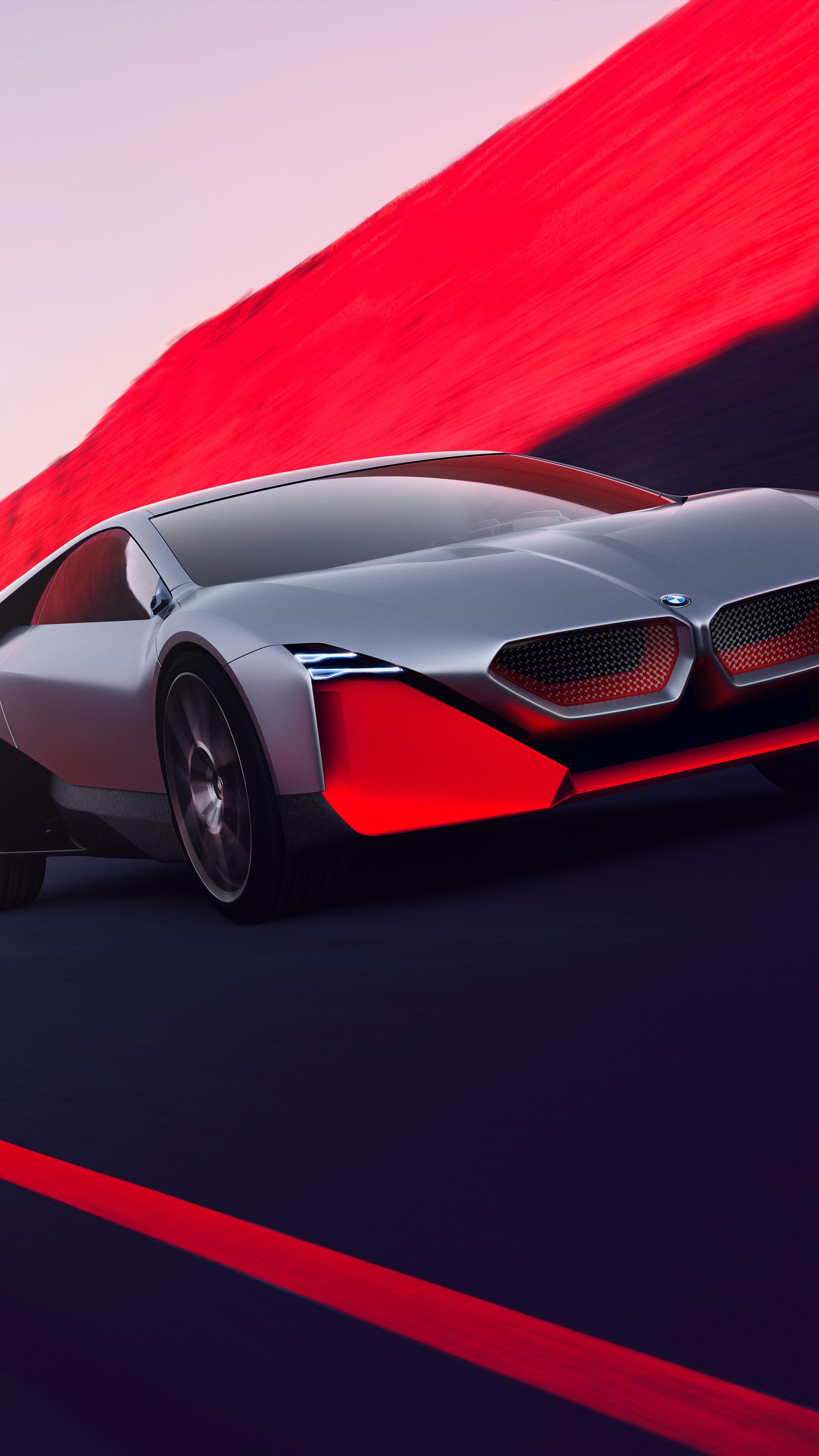 Bmw Vision M Next Concept Car 4k Ultra Hd Mobile Wallpaper