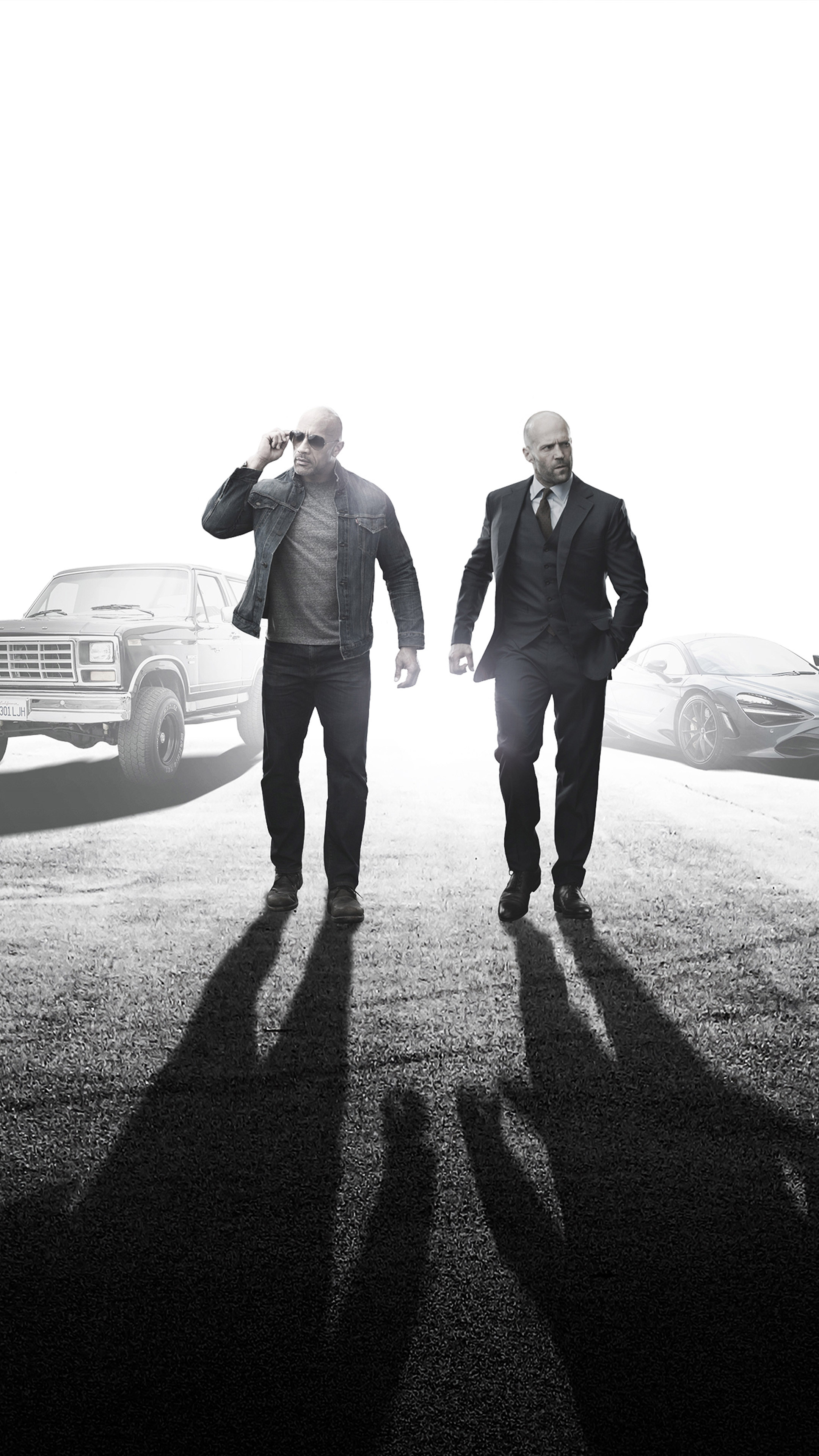 Dwayne Johnson Jason In Fast Furious Presents Hobbs Shaw 4k Ultra Hd Mobile Wallpaper