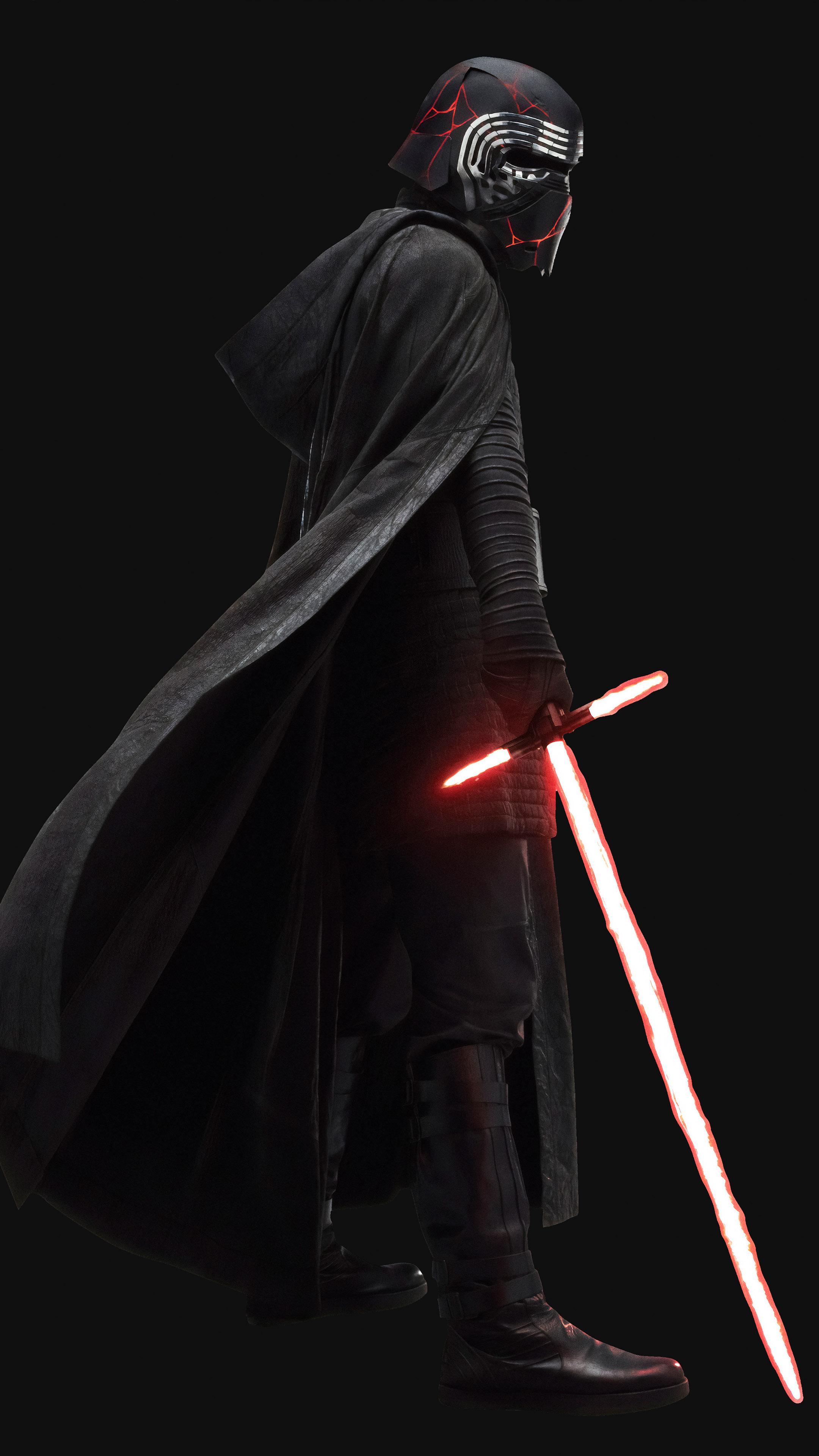 Kylo Ren Star Wars The Rise Of Skywalker 2019 Free 4k Ultra Hd