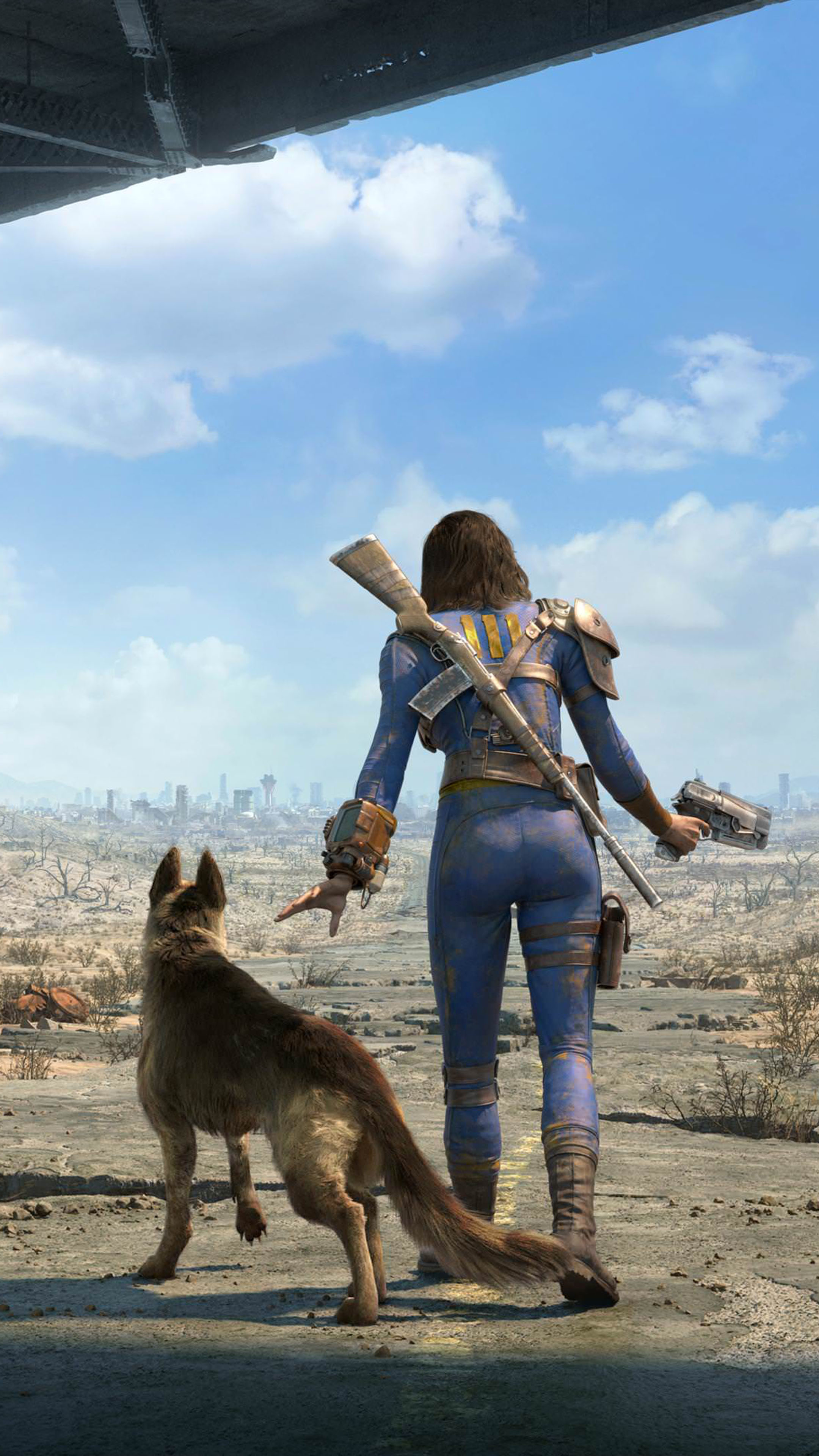 Fallout 4 2019 4k Ultra Hd Mobile Wallpaper