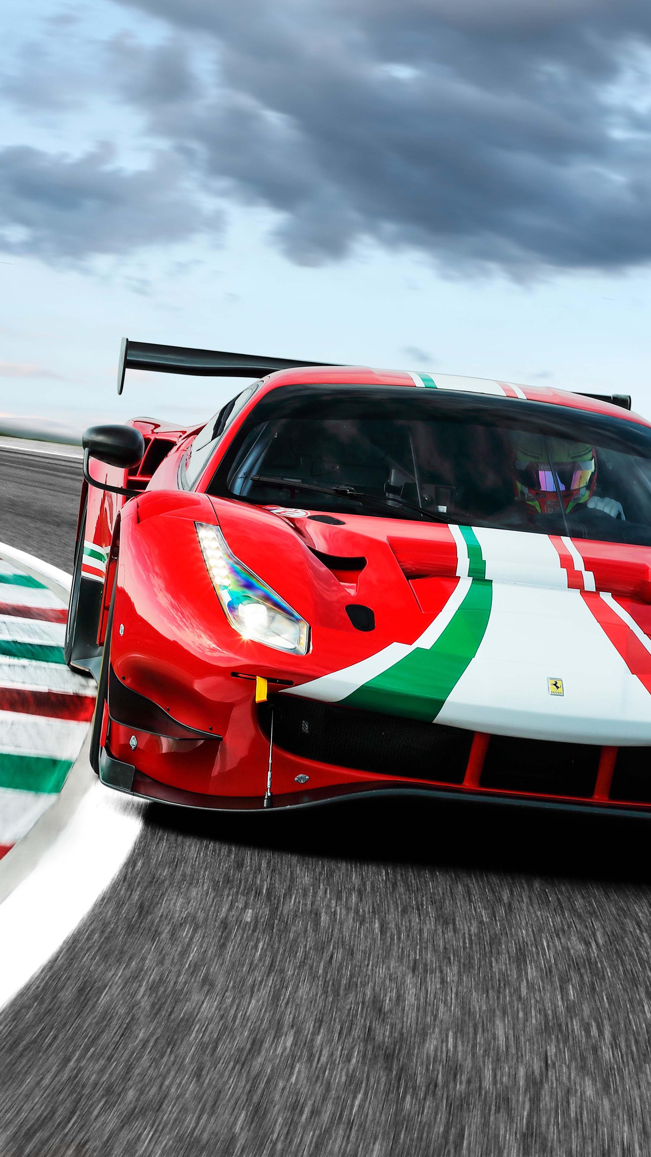 Ferrari 488 Gt3 Evo 2020 4k Ultra Hd Mobile Wallpaper