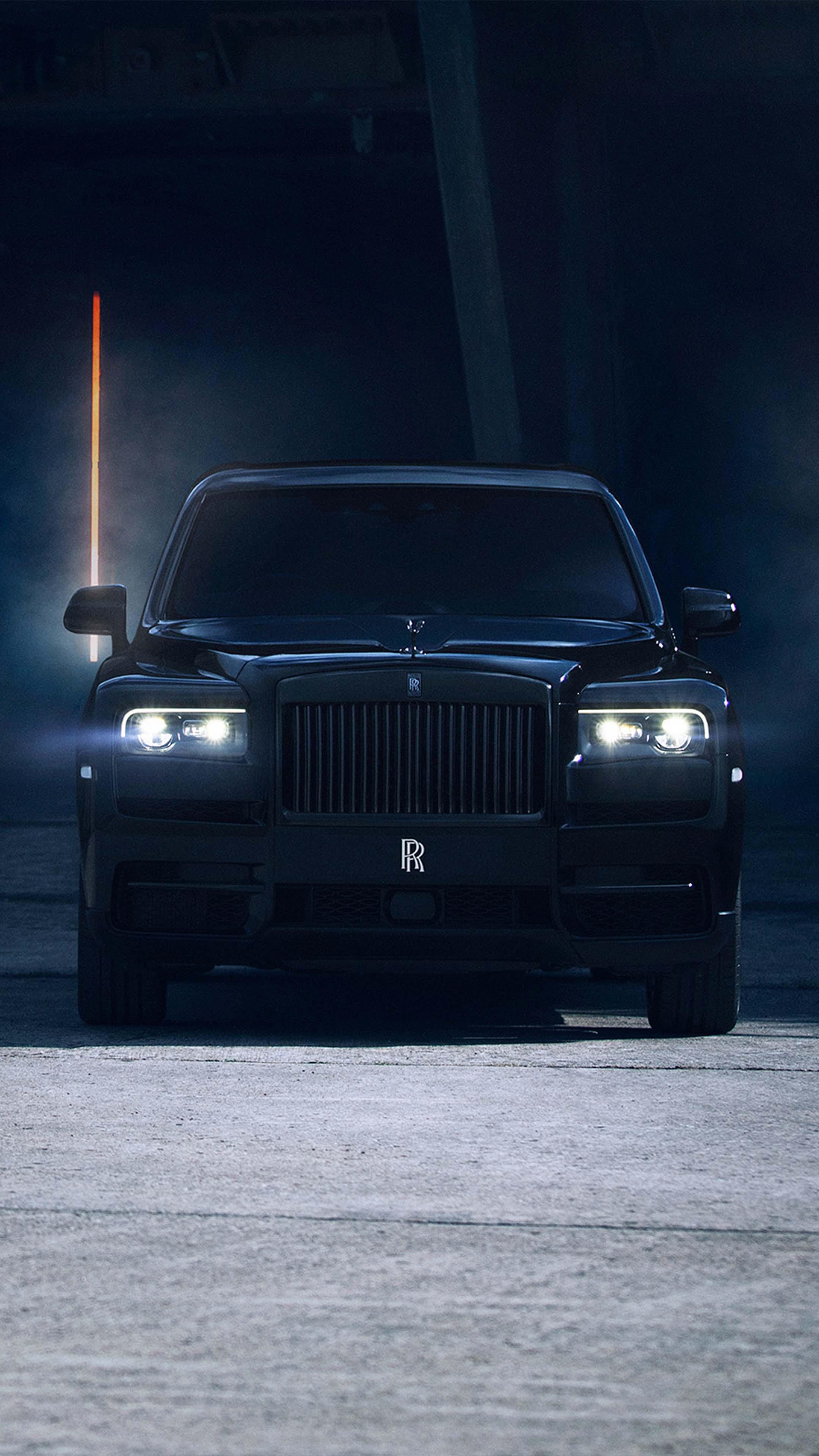 Rolls Royce Cullinan Black Badge 2019 4k Ultra Hd Mobile Wallpaper