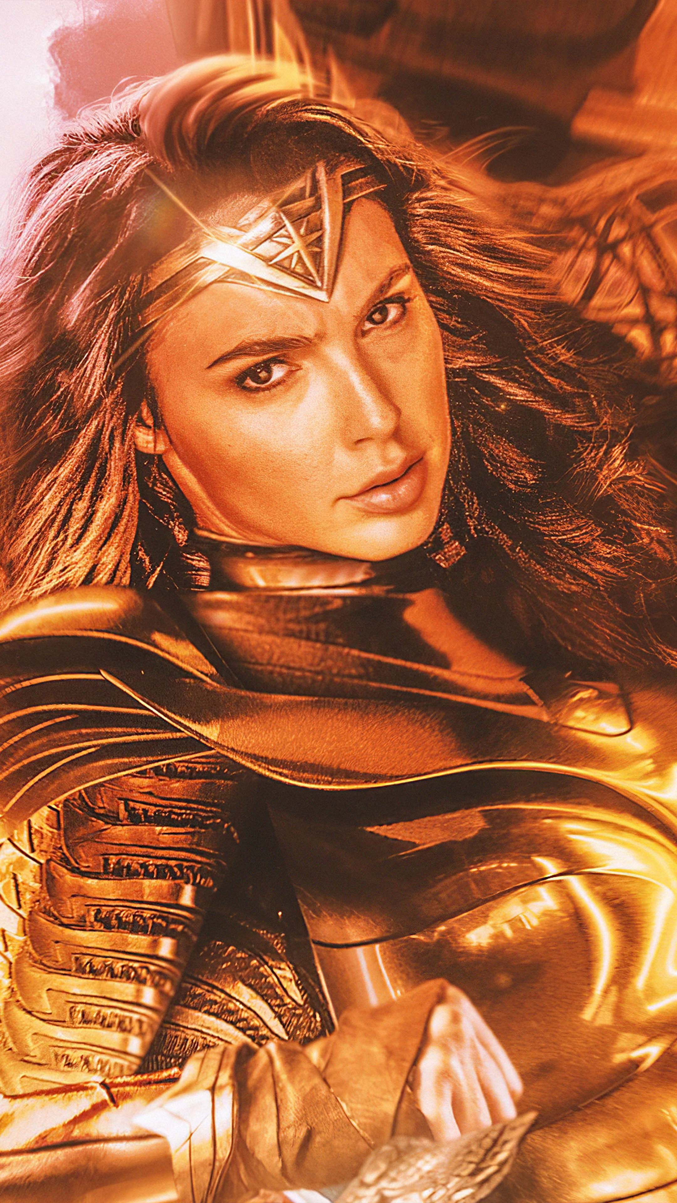 Gal Gadot Wonder Woman 1984 Movie Free 4k Ultra Hd Mobile Wallpaper
