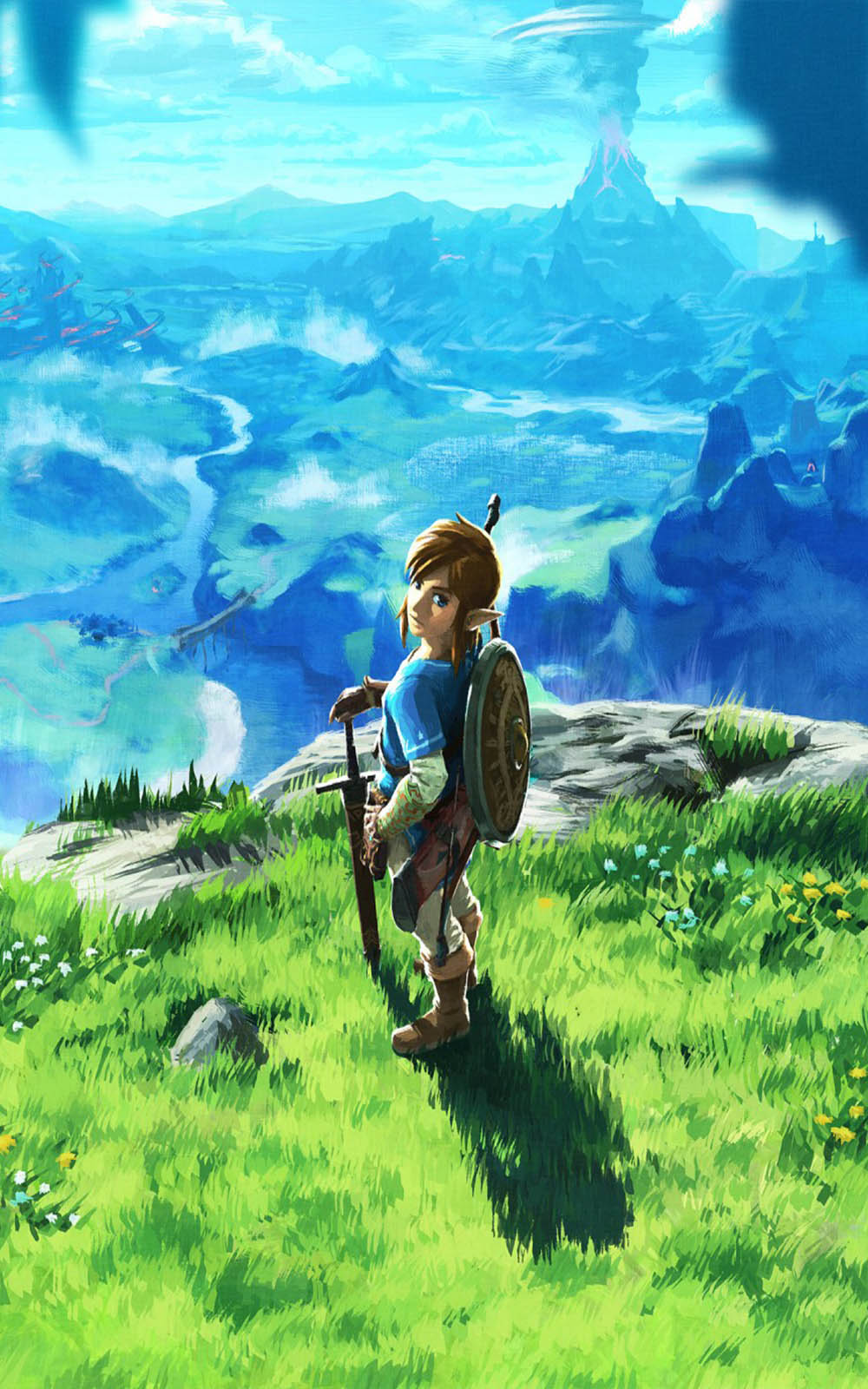 The Legend Of Zelda Breath Of The Wild Download Free Hd Mobile
