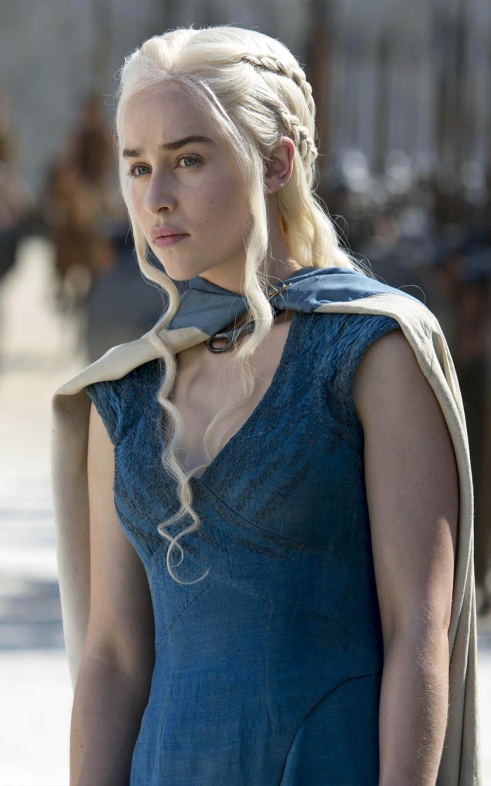 Daenerys Targaryen From Game Of Thrones Download Free Hd