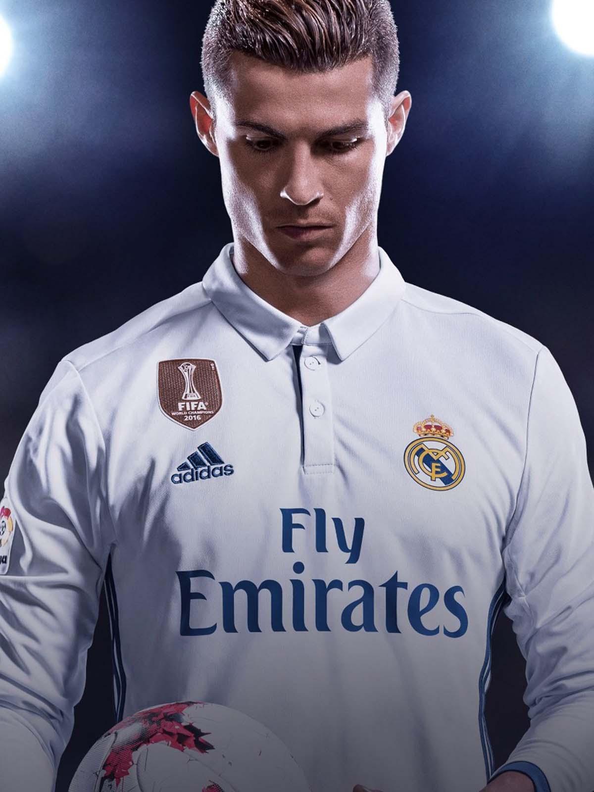 9bb24b6dfb7 Download Cristiano Ronaldo For FIFA 2018 Free Pure 4K Ultra HD ...
