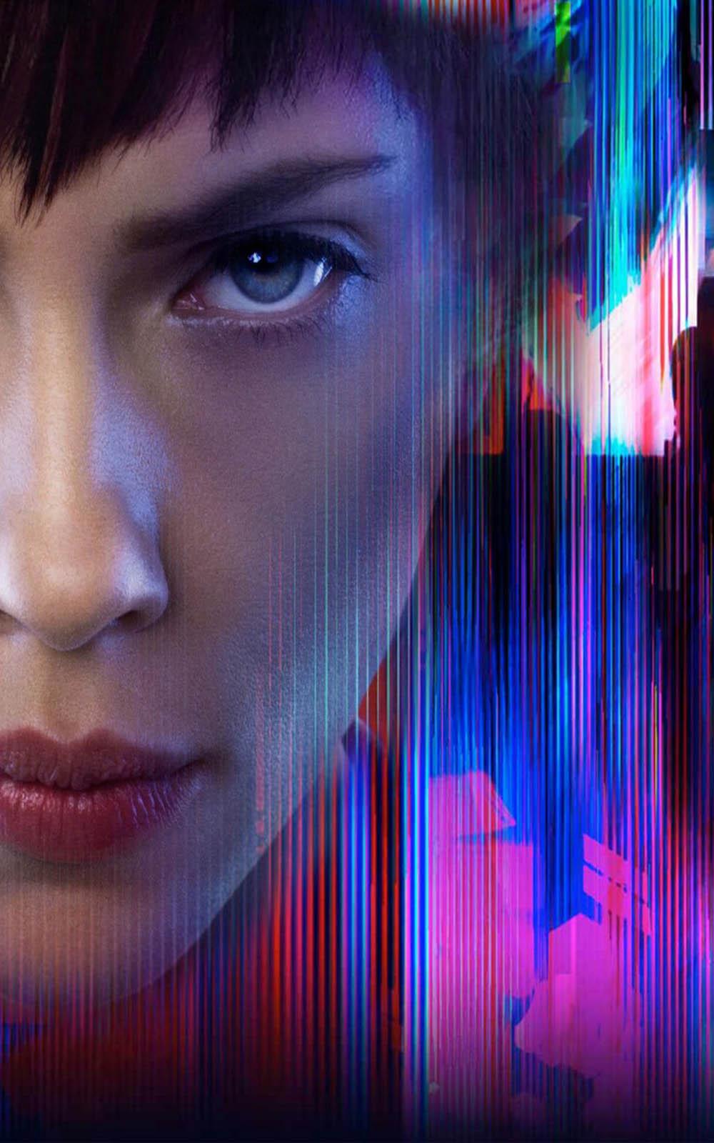 Scarlett Johansson Ghost In The Shell Free 4k Ultra Hd Mobile