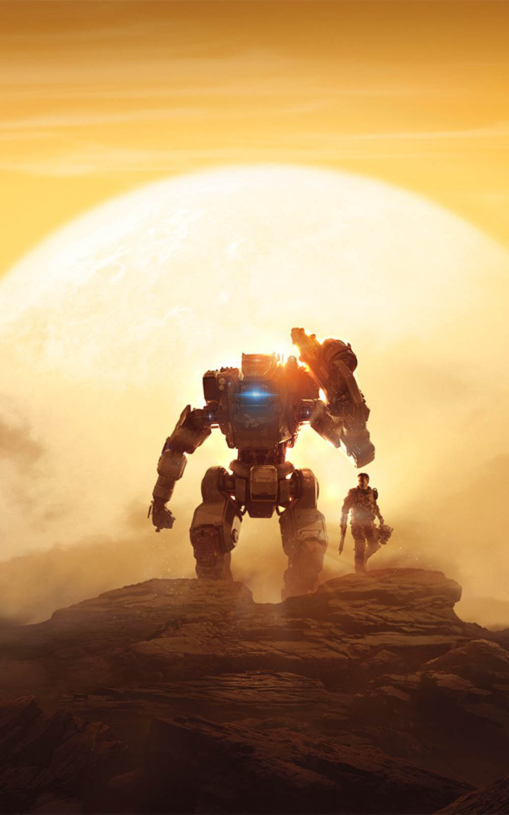 Download Titanfall 2 Game Free Pure 4k Ultra Hd Mobile Wallpaper