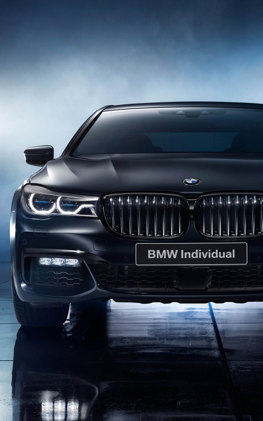 Bmw 7 Series Black Ice Edition 4k Ultra Hd Mobile Wallpaper