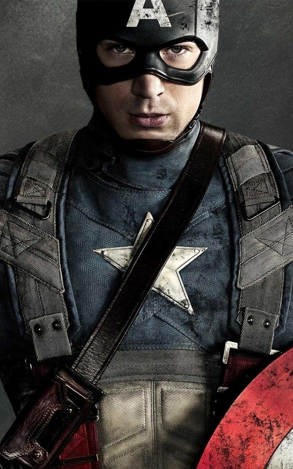 Download Captain America Free Pure 4k Ultra Hd Mobile Wallpaper