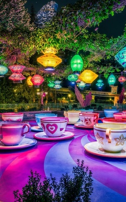 Amazing Tea Party Preview