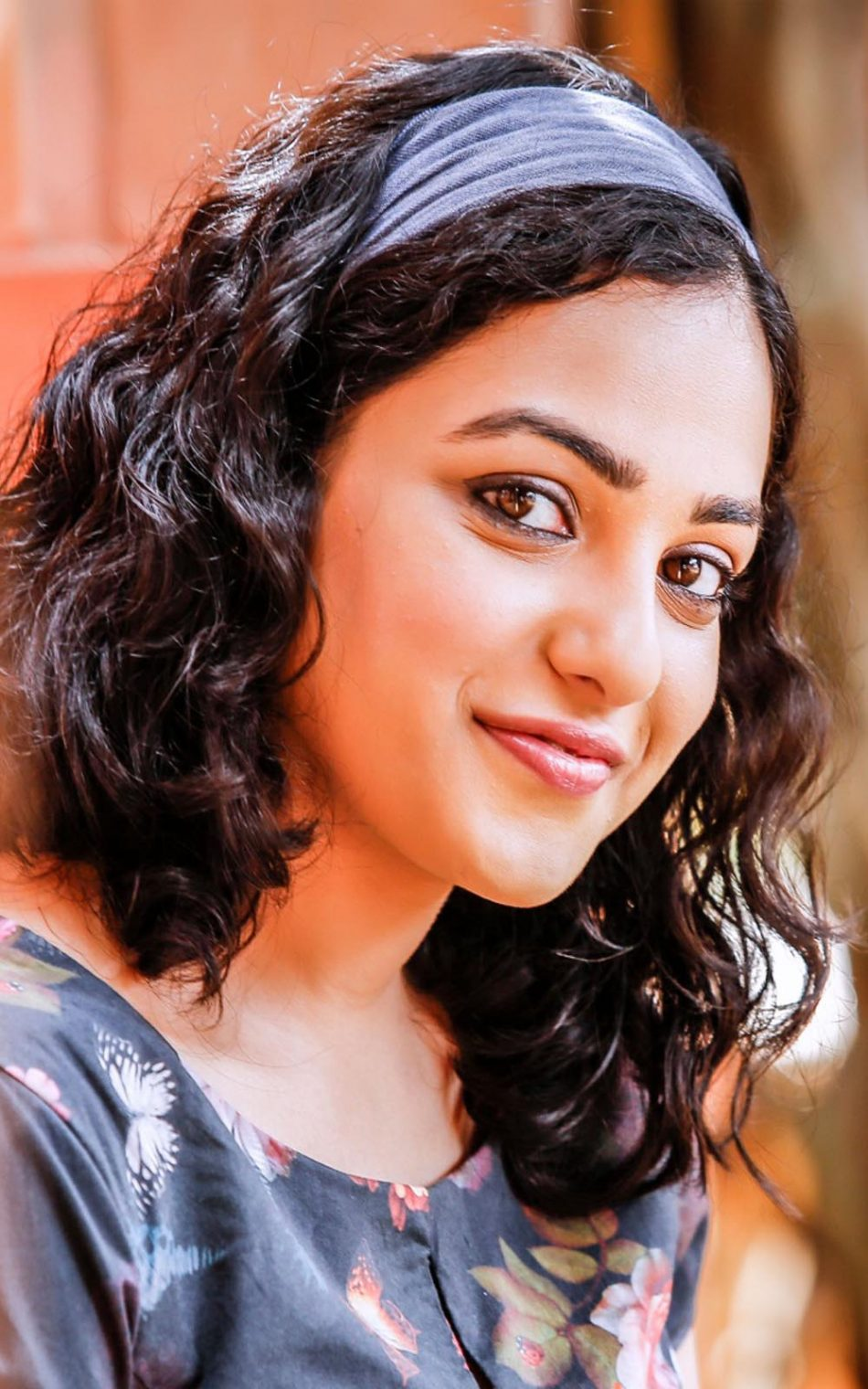 Beautiful Nithya Menen