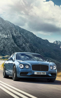 Bentley Flying Spur Preview