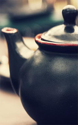 Chinese Tea Pot Preview