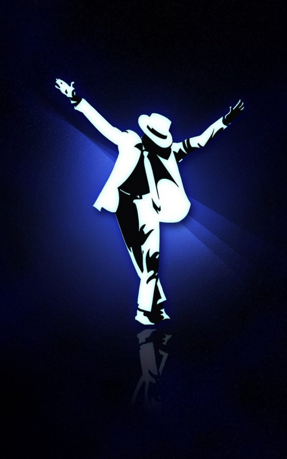 Icon of Michael Jackson