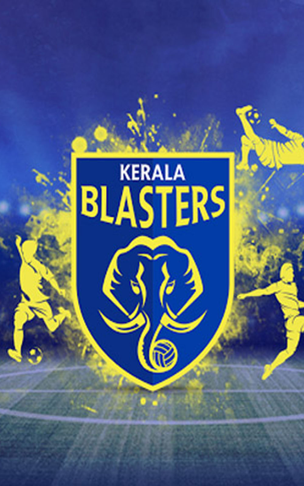 Kerala Blasters - Download Free HD Mobile Wallpapers