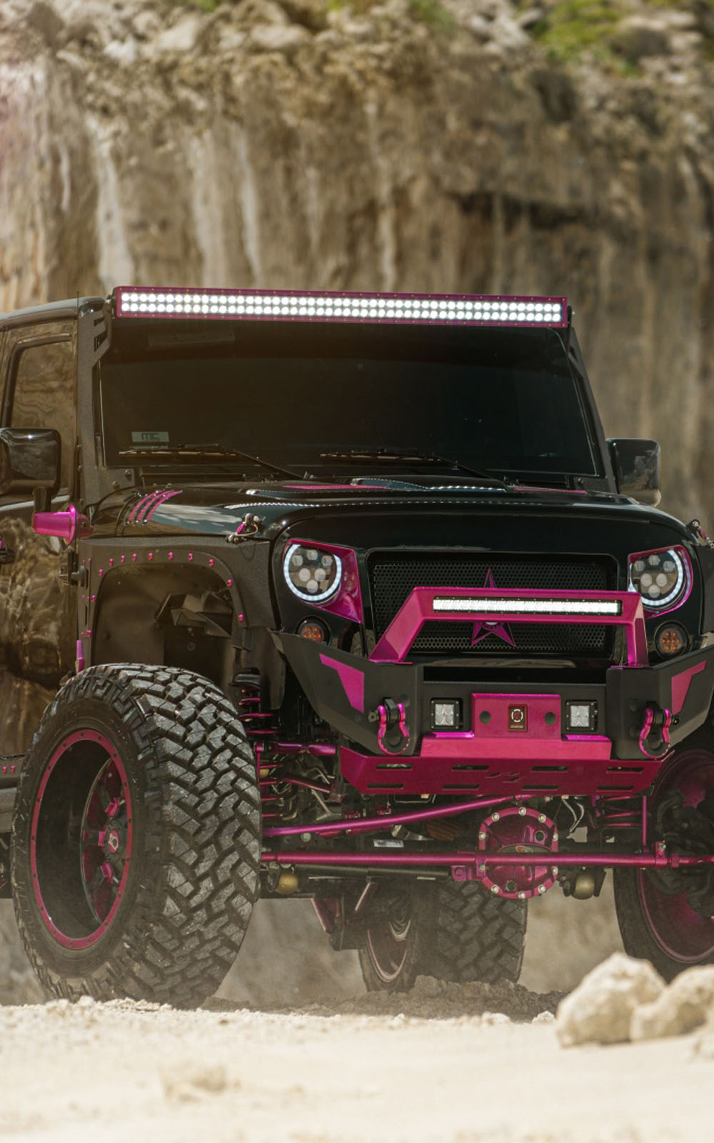 Mc Fuel Ladies Jeep Download Free Hd Mobile Wallpapers