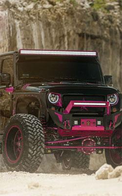 MC Fuel Ladies Jeep Preview