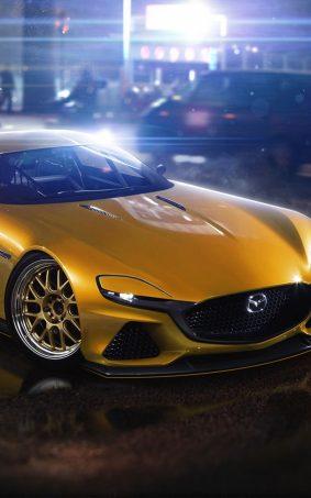 Mazda RX Vision Concept Car