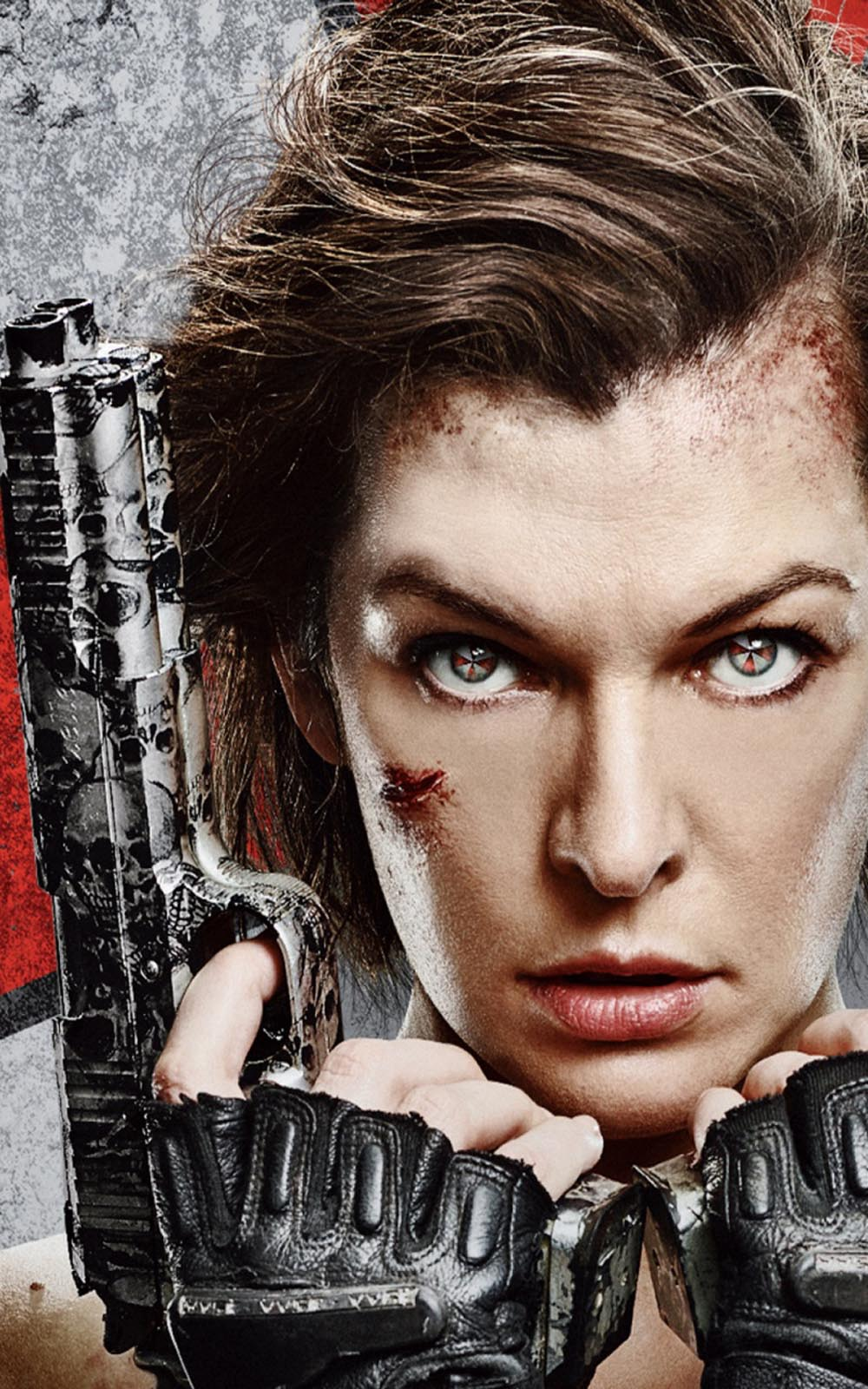 Milla Jovovich From Resident Evil 6 Free Pure 4k Ultra Hd