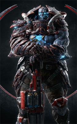 Scale Bearer Quake Champions Preview
