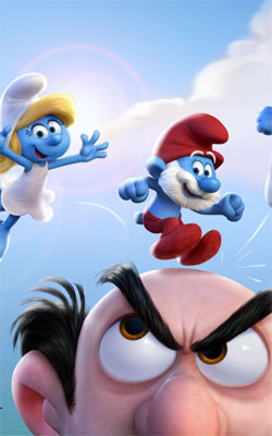 Smurfs The Lost Village Preview