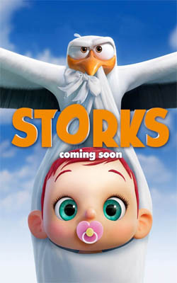Storks Movie Preview