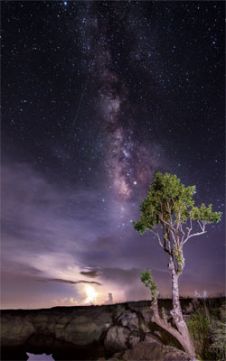 Storming Milkyway Preview
