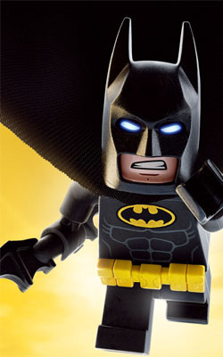 The Lego Batman Preview