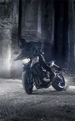 Yamaha MT Preview