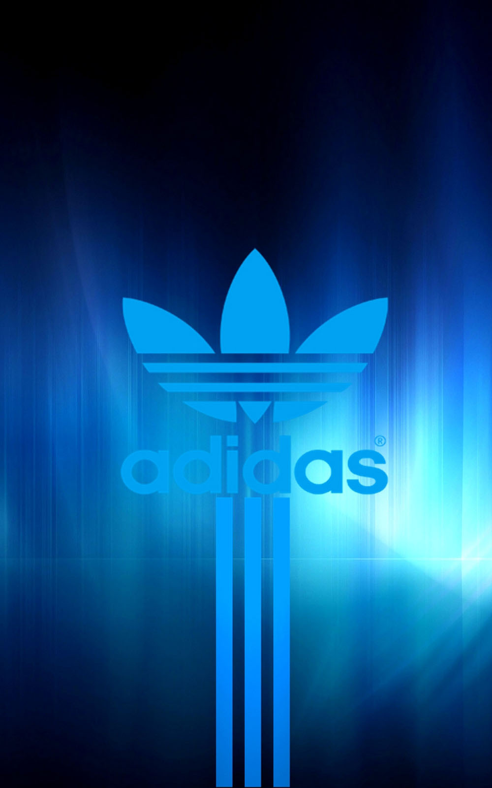 adidas blue logo download free hd mobile wallpapers