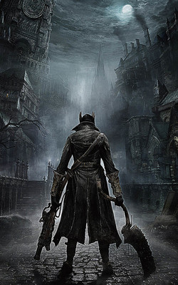 Bloodborne Mobile Wallpaper Preview