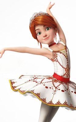 Felicie Milliner Ballerina Mobile Wallpaper Preview