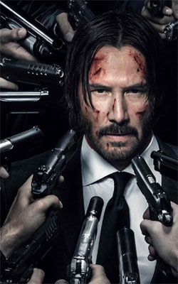 John Wick Chapter 2 Mobile Wallpaper Preview