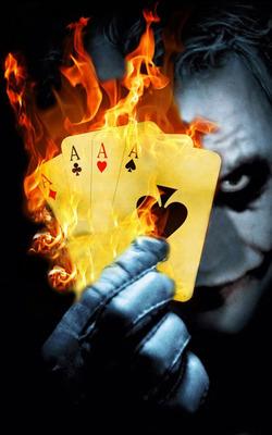 Joker the Winner Mobile Wallpaper Preview