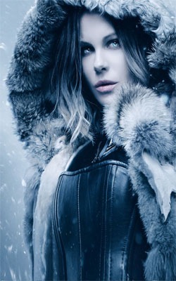 Kate Beckinsale from Underworld Blood Wars Mobile Wallpaper Preview