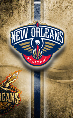 New Orleans Pelicans Mobile Wallpaper Preview