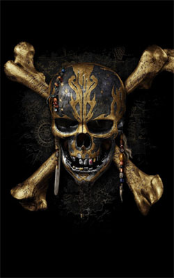 Pirates Of The Caribbean - Dead Men Tell No Tales Mobile Wallpaper Preview